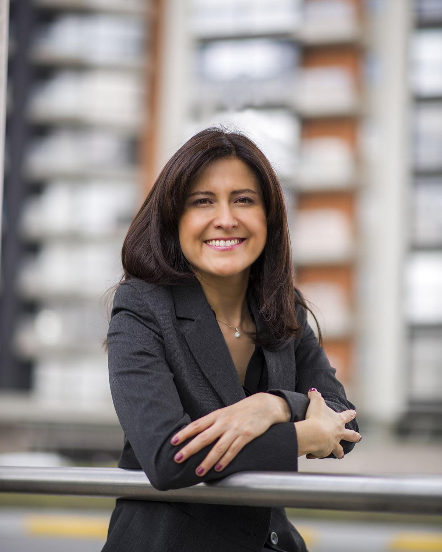 Maria F. Patino